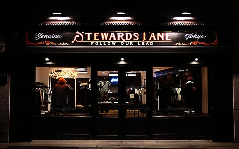STEWARDS LANE TOKYO