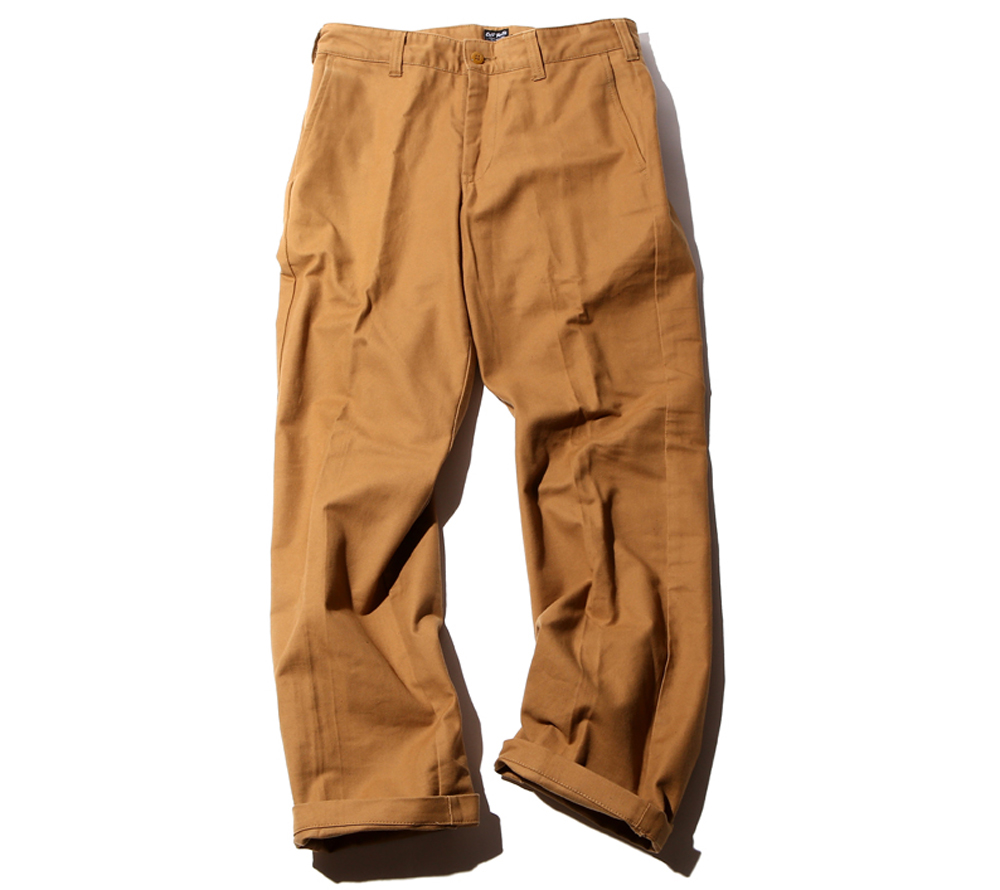 OLD GERMANY CLOTH CHINO PANTS