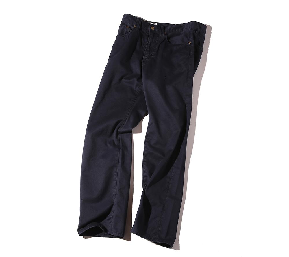 5 POCKET CHINO PANTS