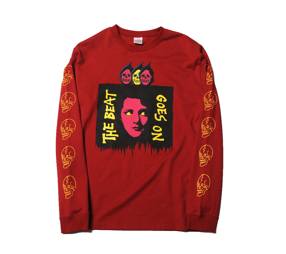 THE BEAT L/S T-SHIRT