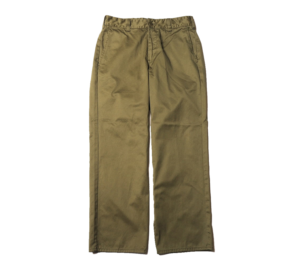 5 POCKET WIDE CHINO PANTS