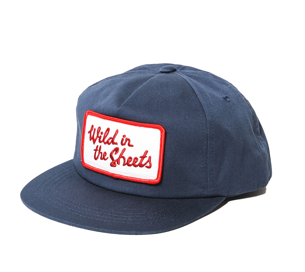 WILD IN THE SHEETS WAPPEN CAP