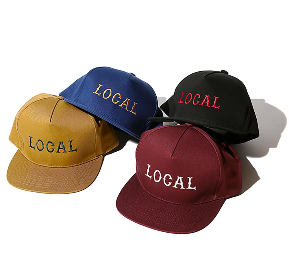 LOCAL CAP