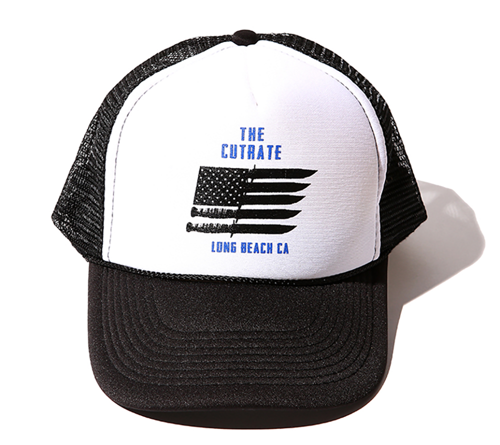 PRINT MESH CAP