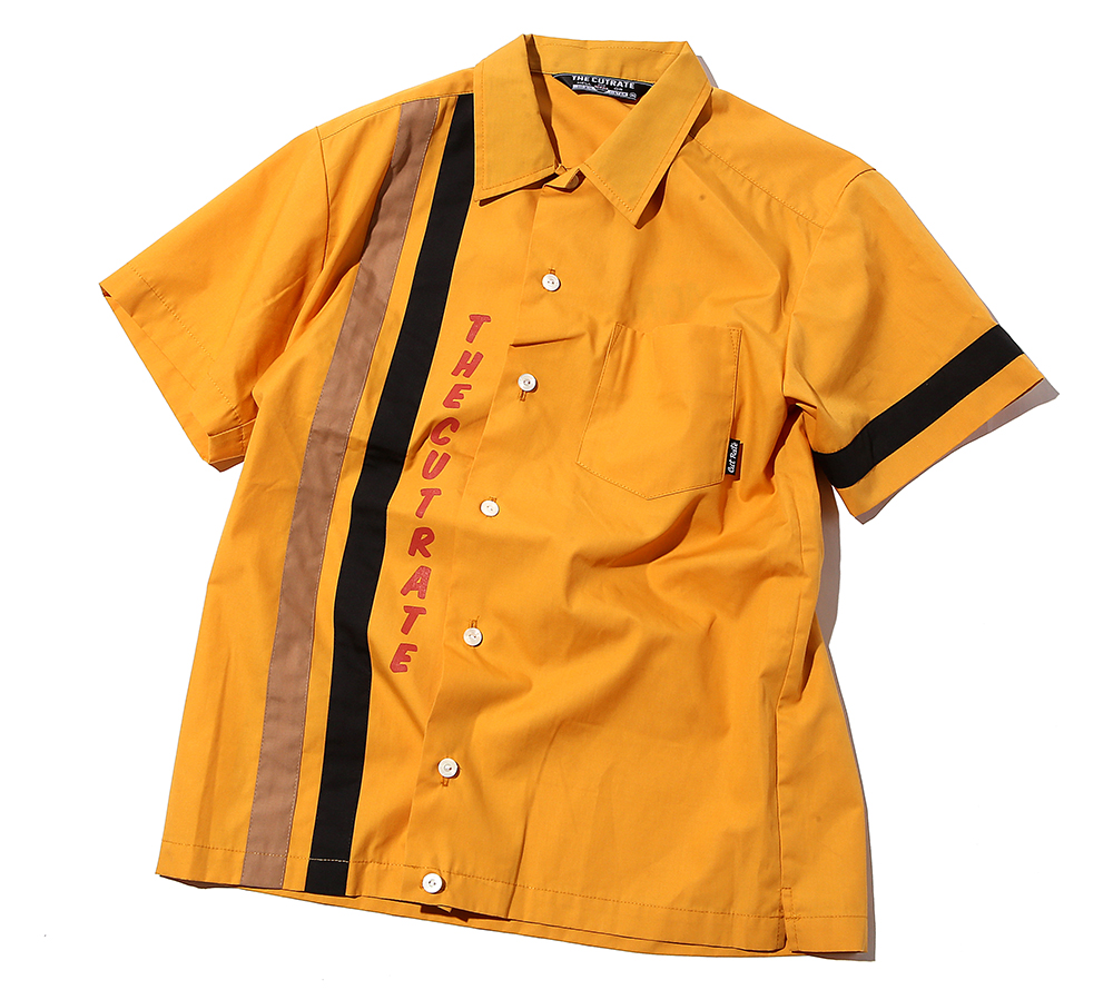 S/S T/C BROAD RACING SHIRT