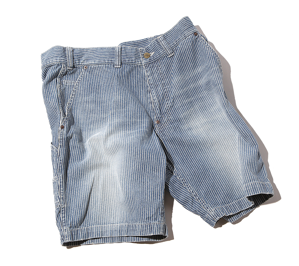 HICKORY PAINTER SHORT PANTS
