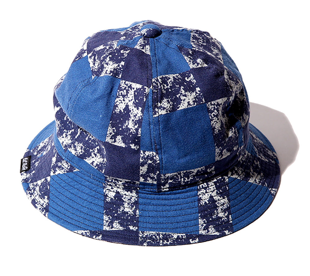 PRINT CHECK METRO HAT