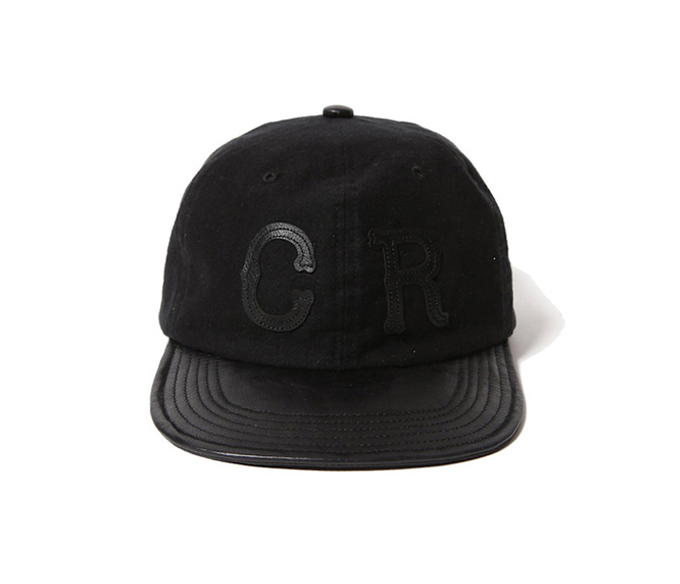 LEATHER COMBINATION CAP