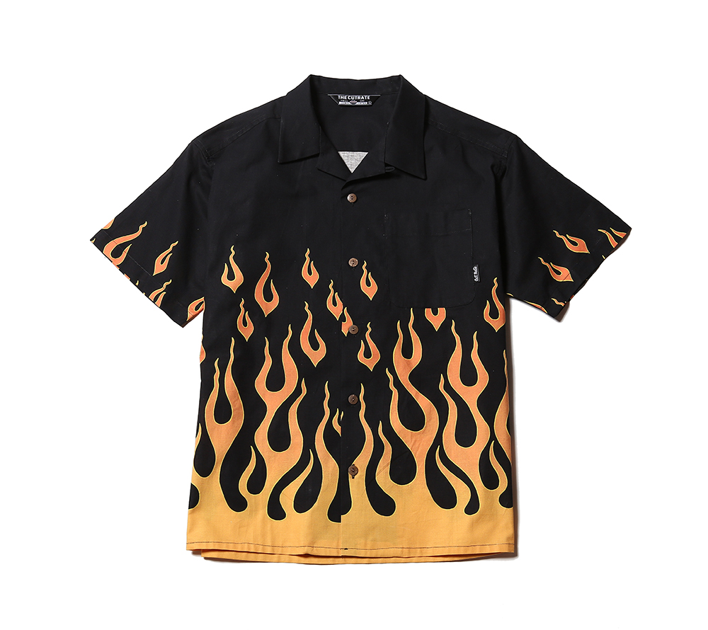 S/S FLAME SHIRT