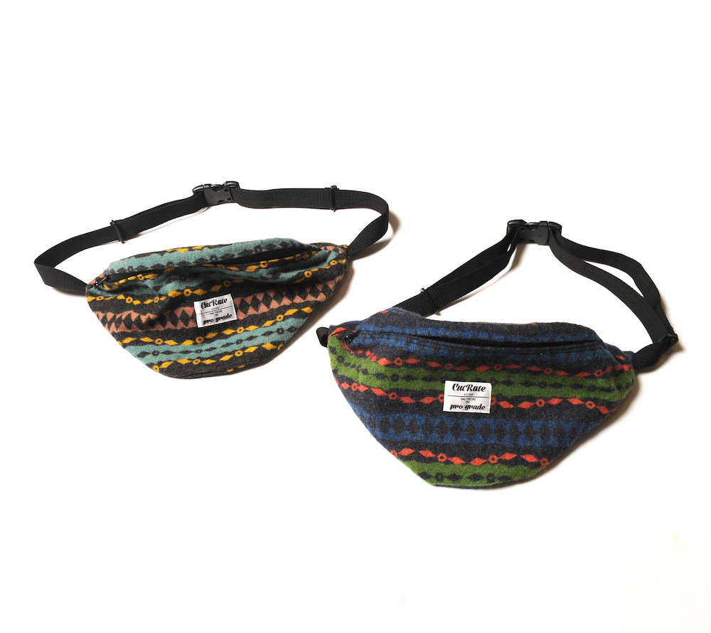 NATIVE BORDER FANNY PACK