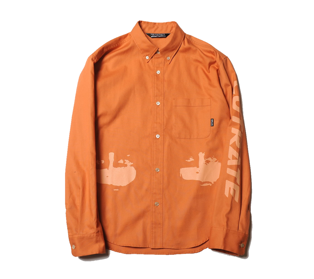 L/S B,D OXFORD SHIRT