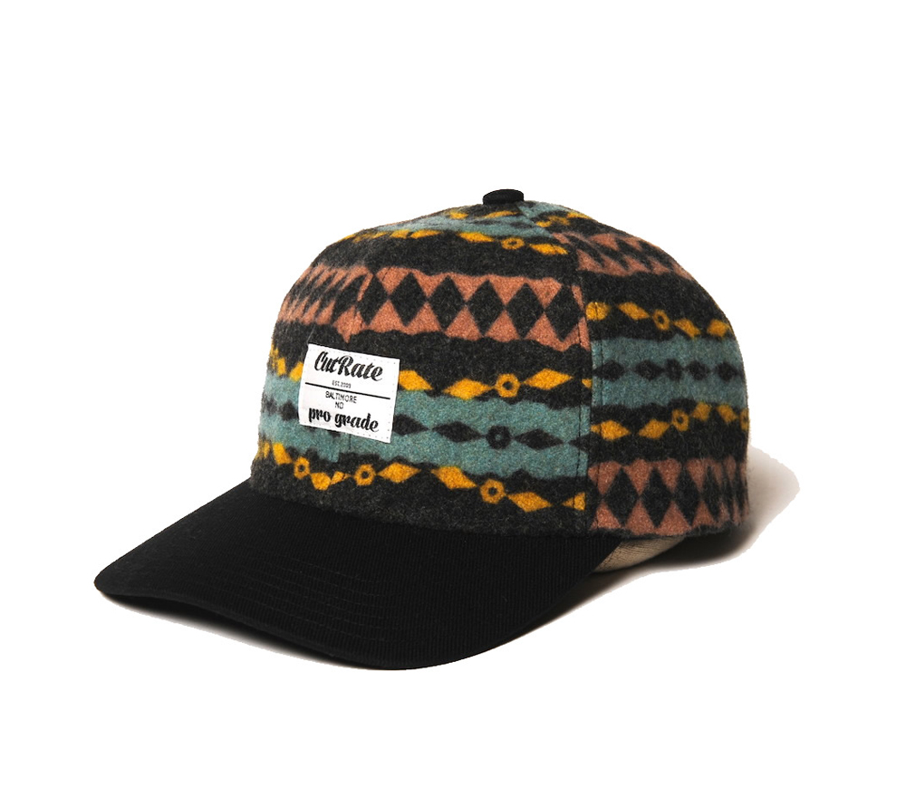 NATIVE BORDER CAP