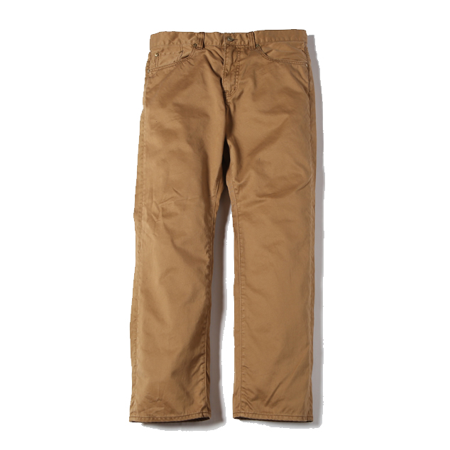 5POCKET SLIM CHINO PANTS