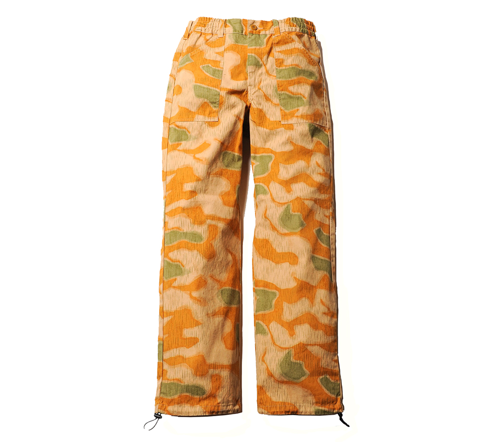 GERMAN CAMO EASY PANTS