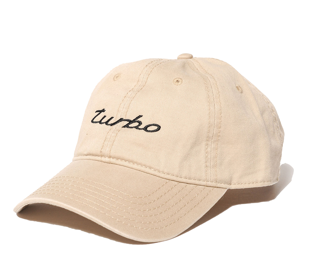 TURBO EMBROIDERY CAP