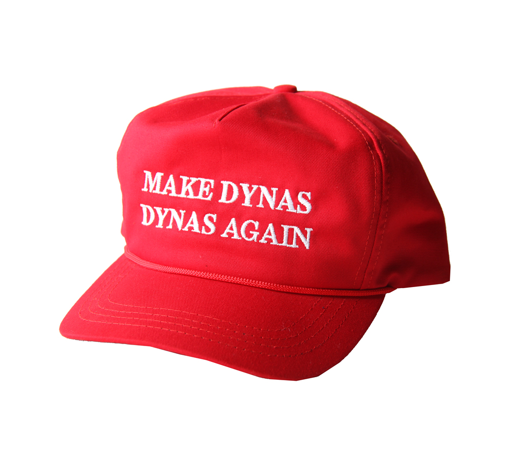 MAKE DYNAS CAP