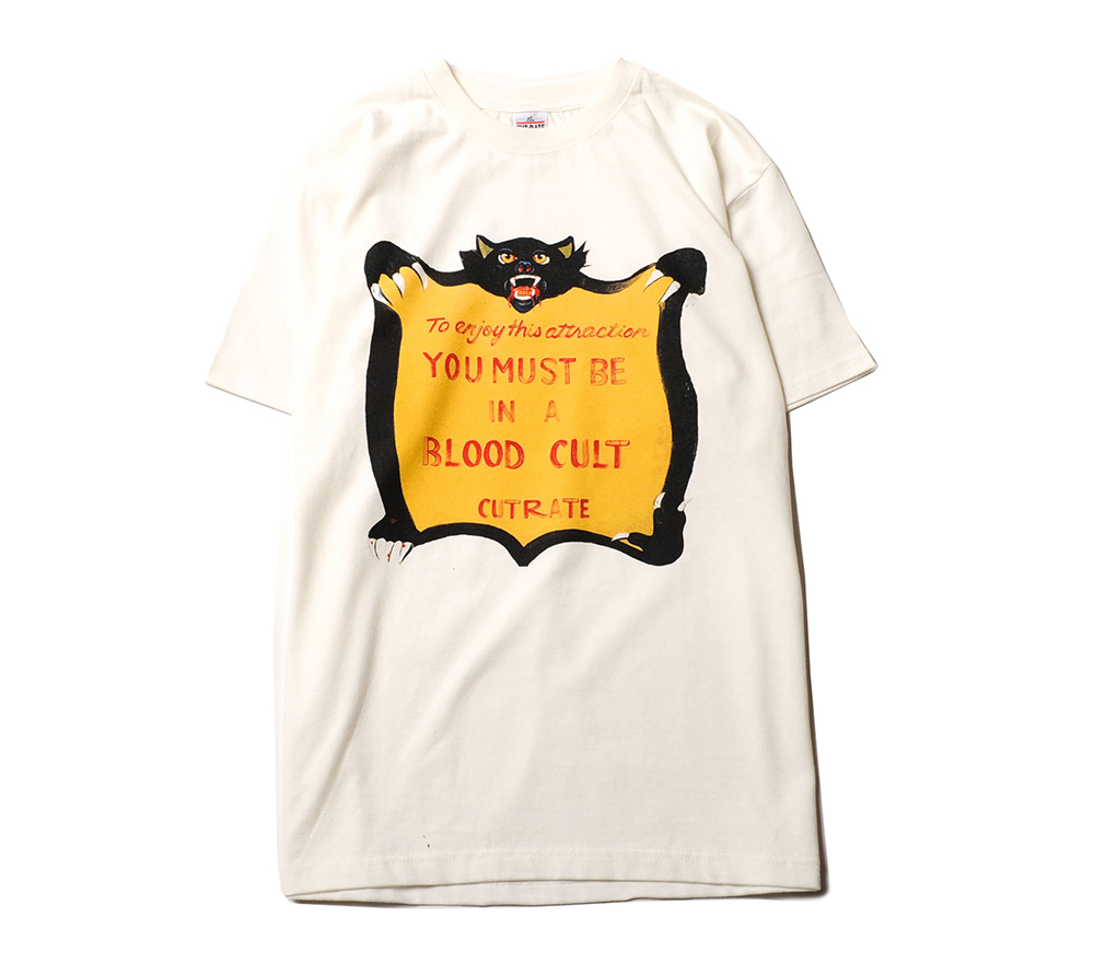 BLOOD CULT T-SHIRT