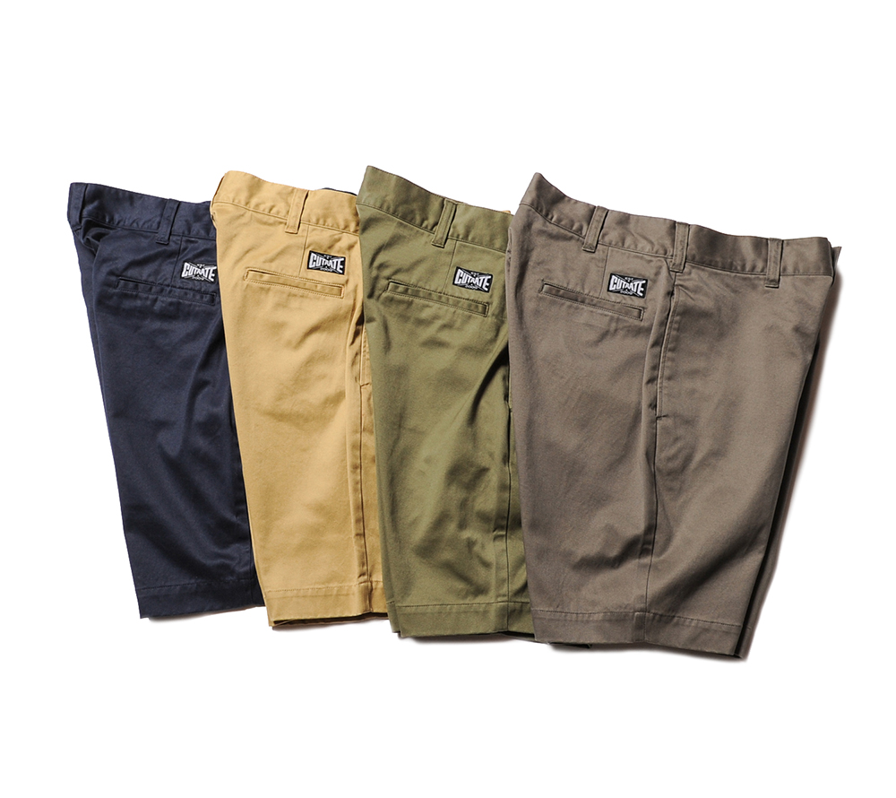 WEST POINT CHINO SHORT PANTS