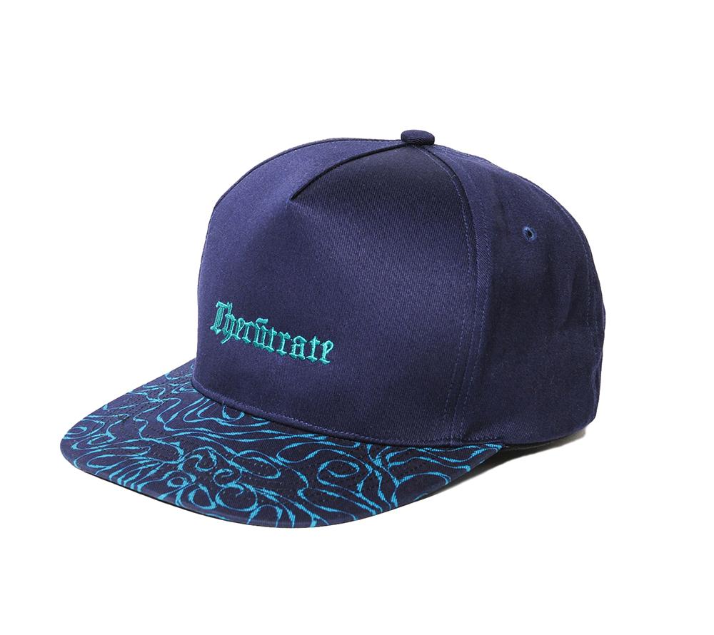 2 TONE SNAP BACK CAP