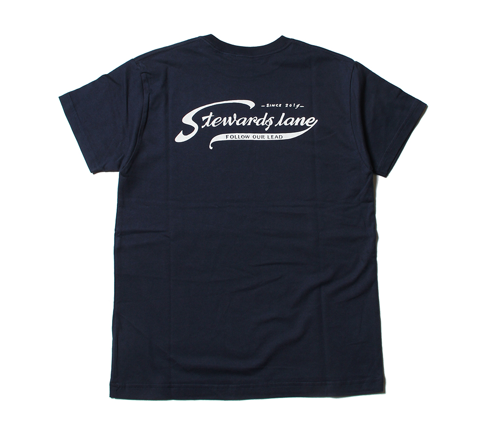 STEWARDS LANE LIMITED TIGHT FIT T-SHIRT