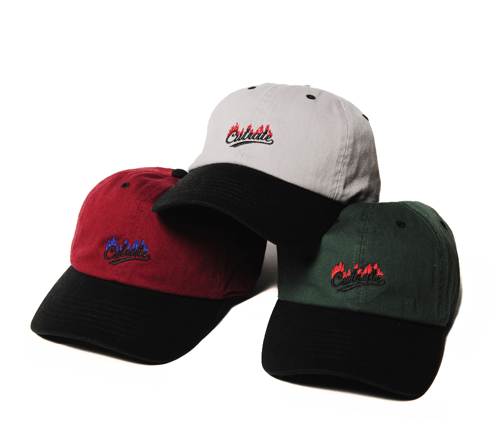 FLAME LOGO TWO TONE CAP