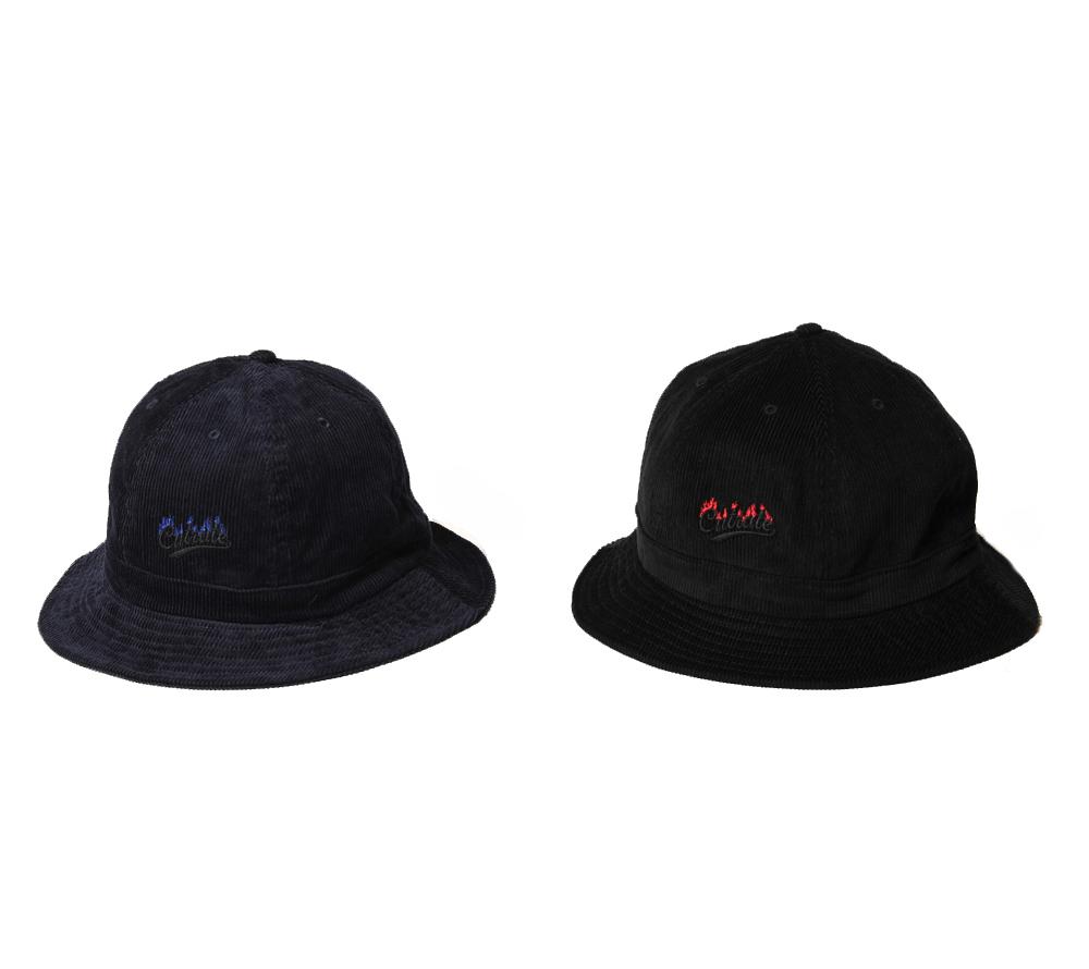 CORDUROY METRO HAT