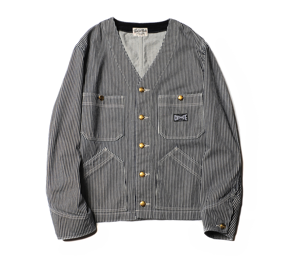 HICKORY ENGINEER JACKET