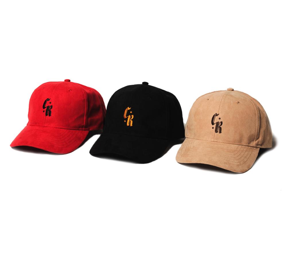FAKE SUEDE CAP