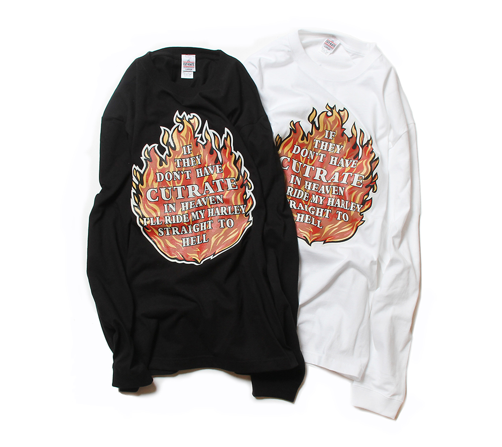 FLAME L/S T-SHIRT