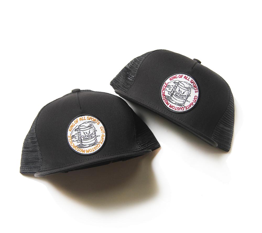 BEER WAPPEN MESH CAP
