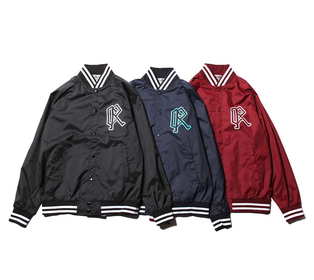 NYLON STADIUM JACKET