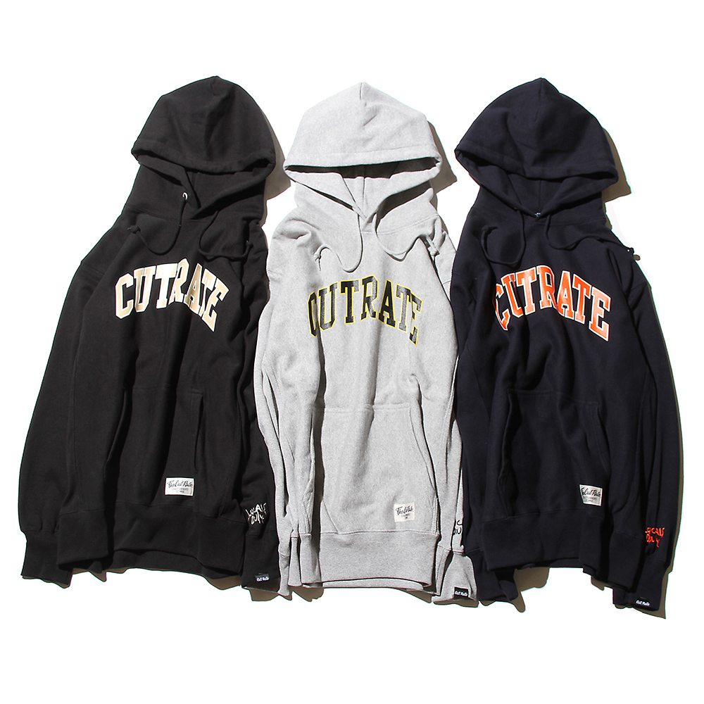 COLLEGE SWEAT PARKA
