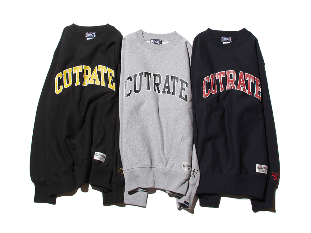 2ND COLLEGE CREW SWEAT