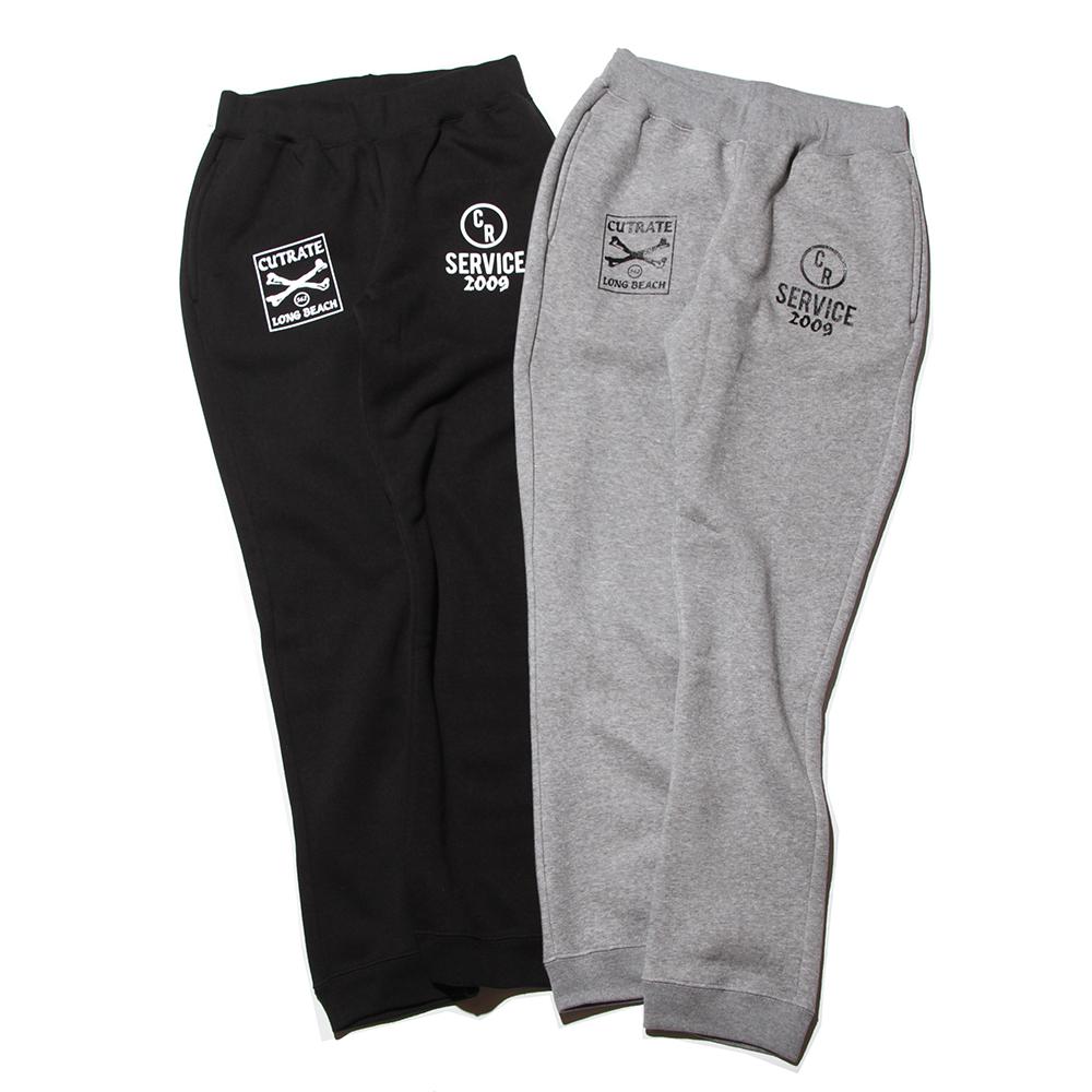 CROSSBONE SWEAT PANTS