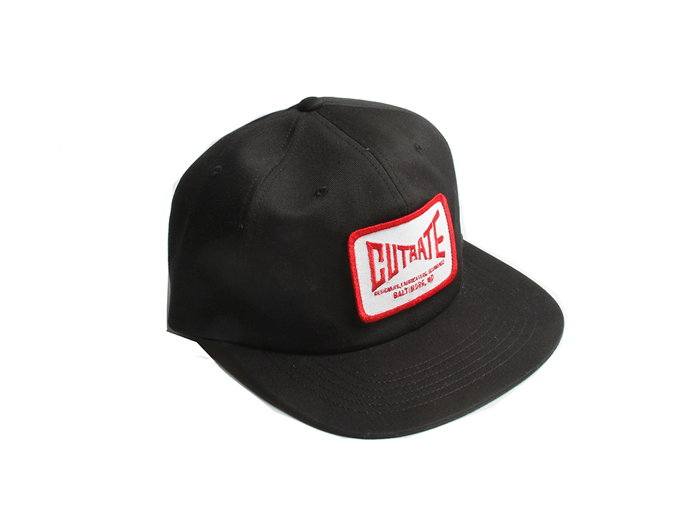WAPPEN TWILL TRUCKER CAP