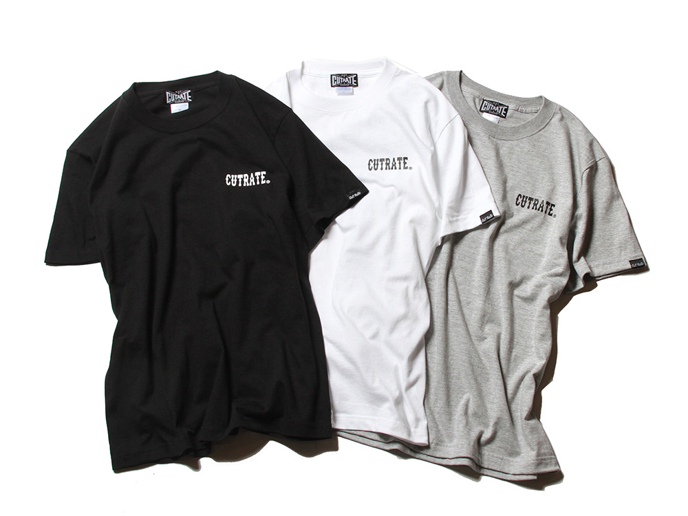 MAIN LOGO S/S T-SHIRT