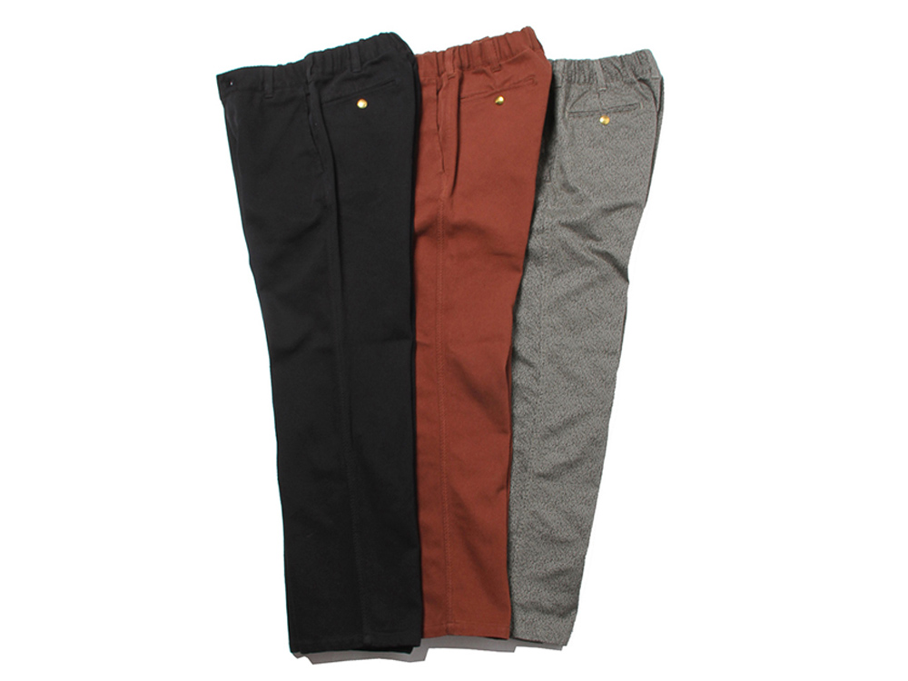 WORK EASY STRAIGHT PANTS