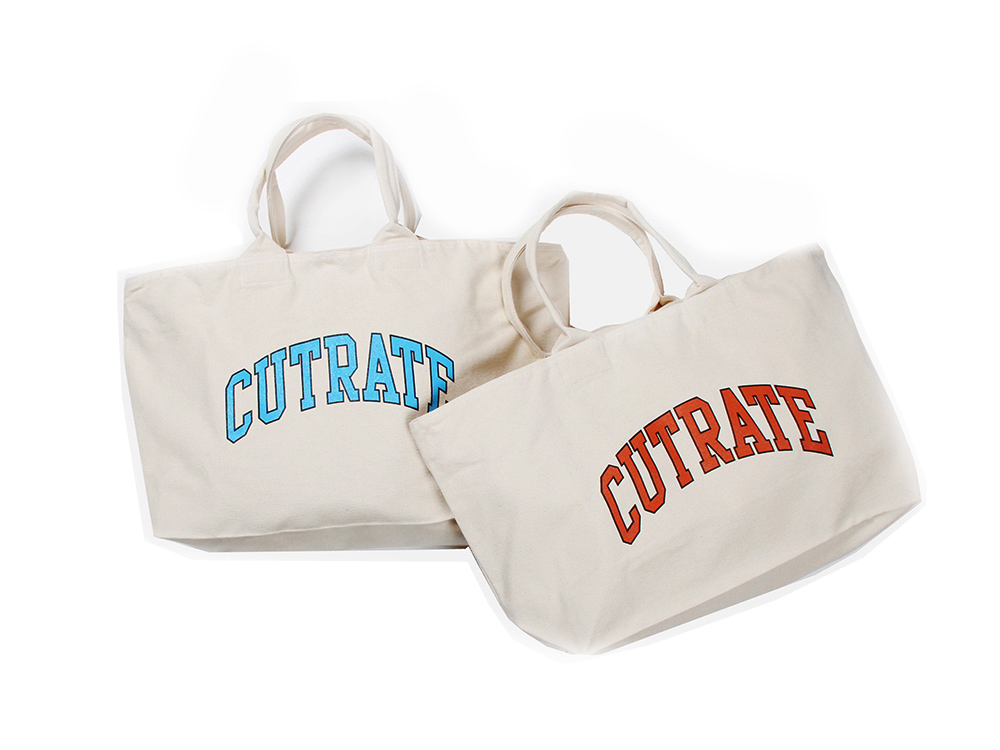 NEWS PAPER TOTE BAG