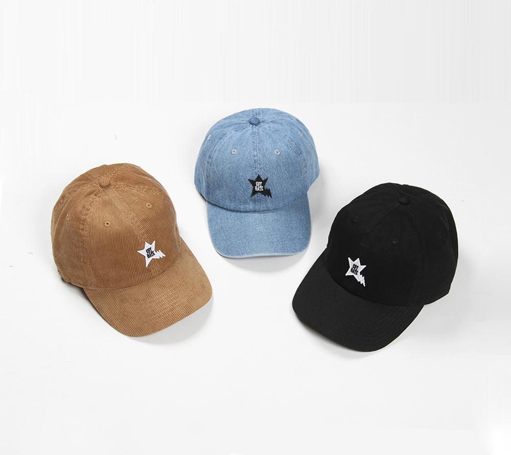 ORIGINAL STAR LOGO CAP