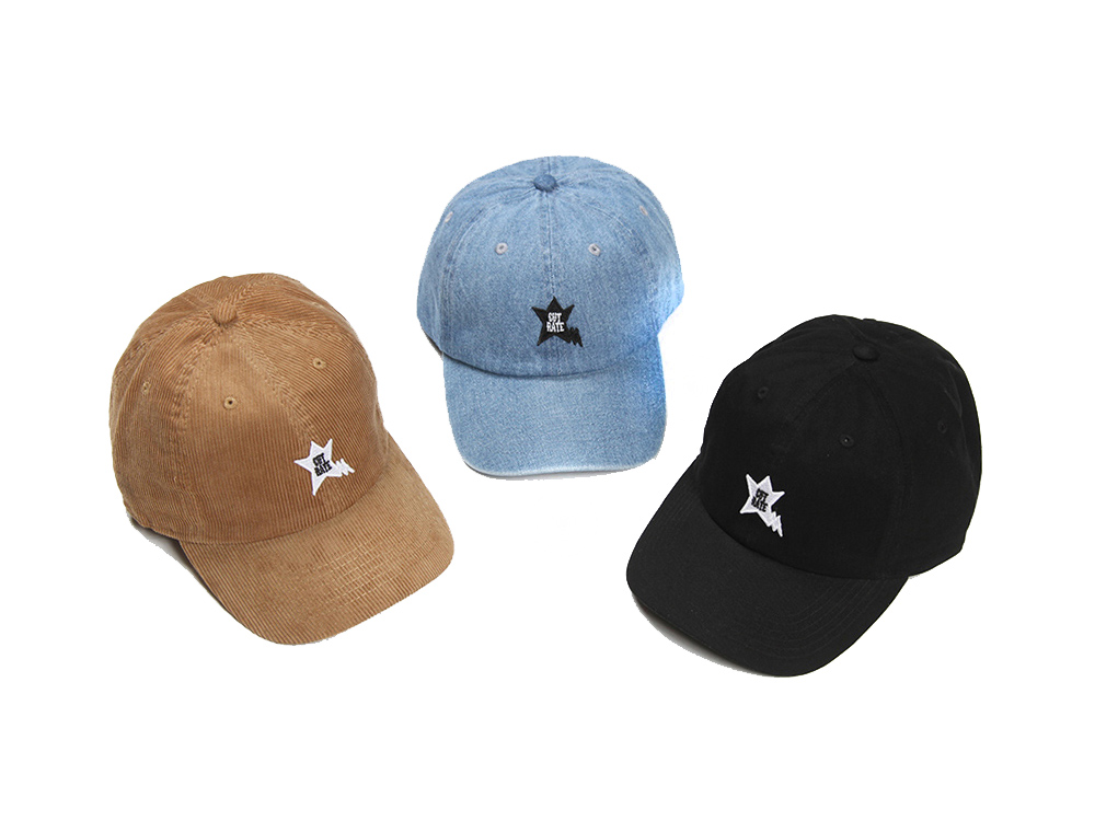 ORIGINAL STAR LOGO CAP