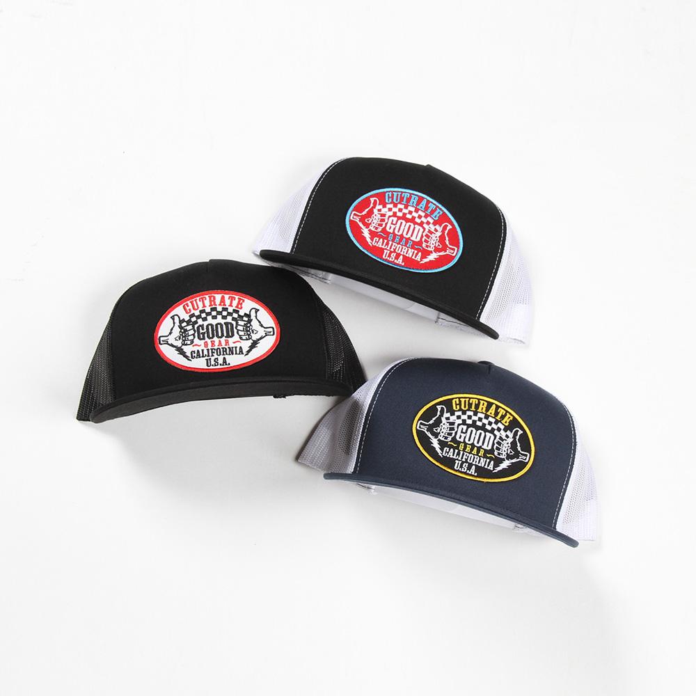 BIG LOGO GOOD MESH CAP