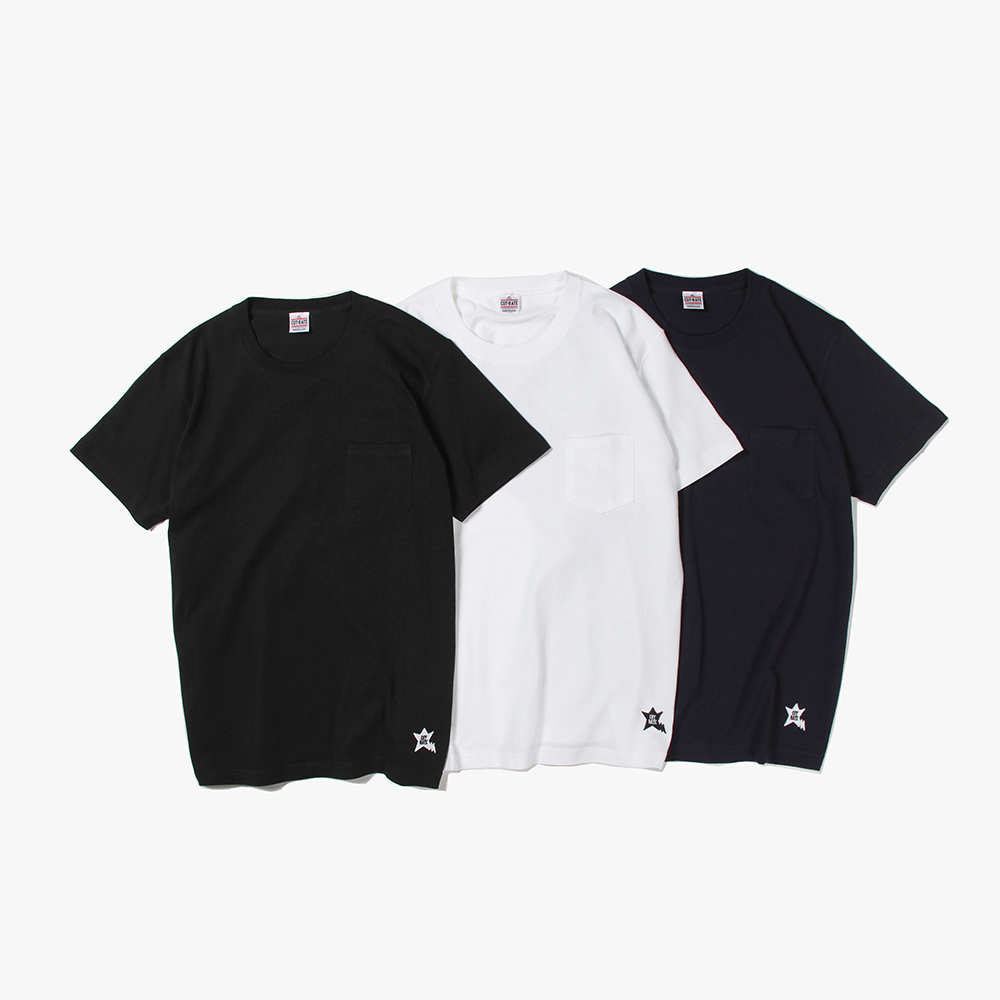 STAR POCKET T-SHIRT