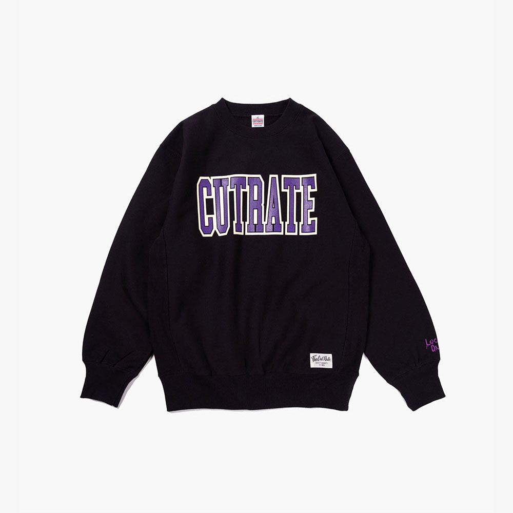 3RD COLLEGE CREW SWEAT
