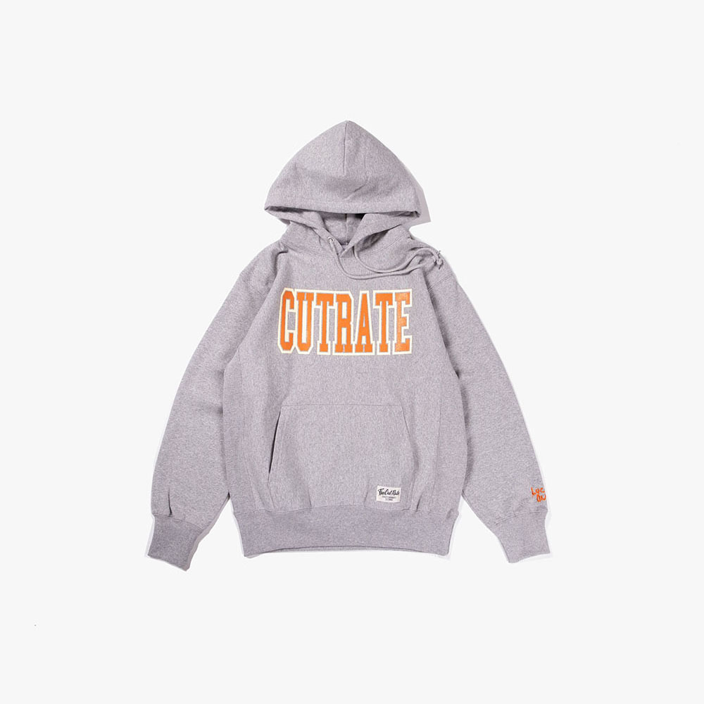 3RD COLLEGE SWEAT PARKA