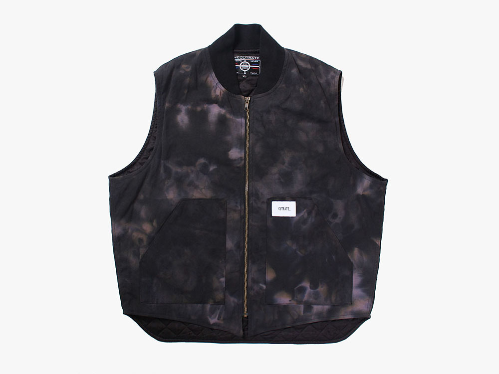 DUCK TYEDIED VEST