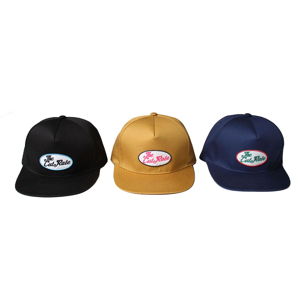 COTTON TWILL WAPPEN CAP