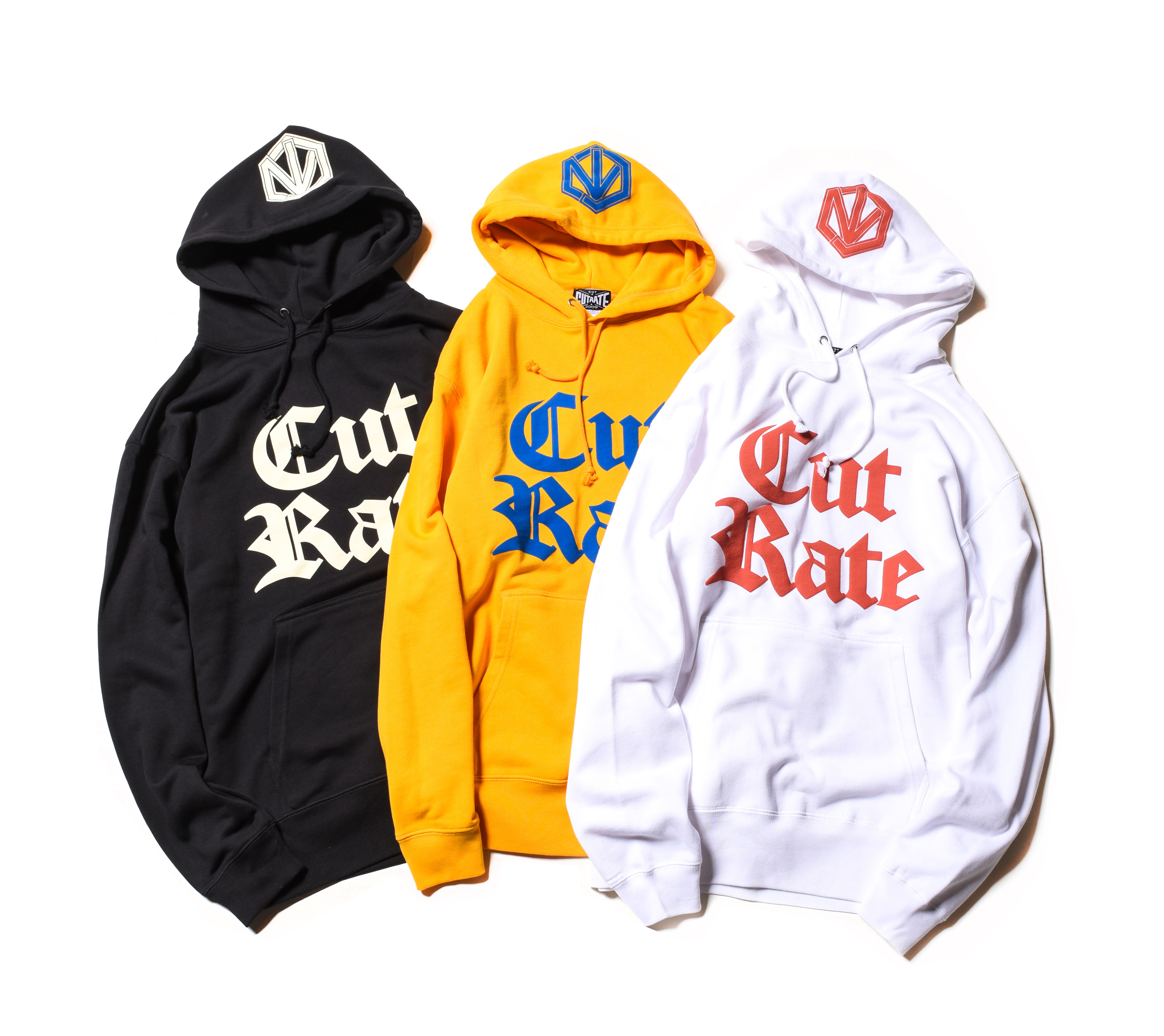 OLD ENGLISH LOGO L/S PULLOVER PARK